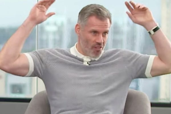 """Carragher tells Man City supporter to """"f****** shut up"""" during fan debate show"""