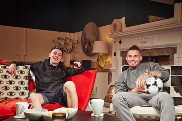 Deflated Kalvin Phillips fans say star 'been done dirty' on Gogglebox