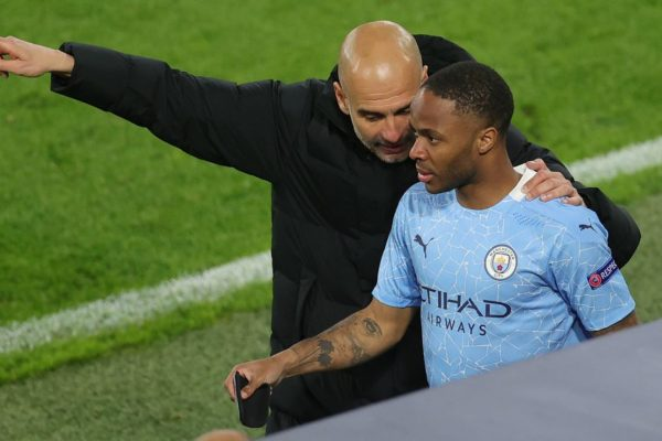 Guardiola responds to Sterling comments amid Newcastle United link