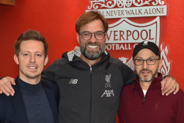 Jurgen Klopp breaks silence over Michael Edwards future with contract claim