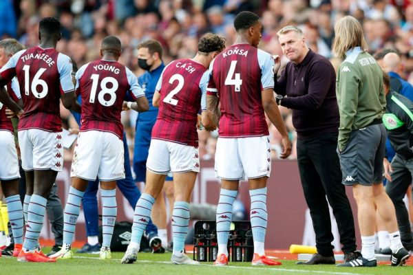 Martinez, Watkins & Young promoted to Aston Villa players' committee