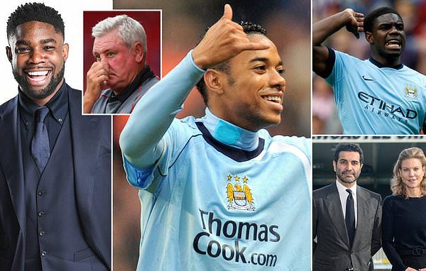 MICAH RICHARDS:It was not all roses at City when the cash poured in